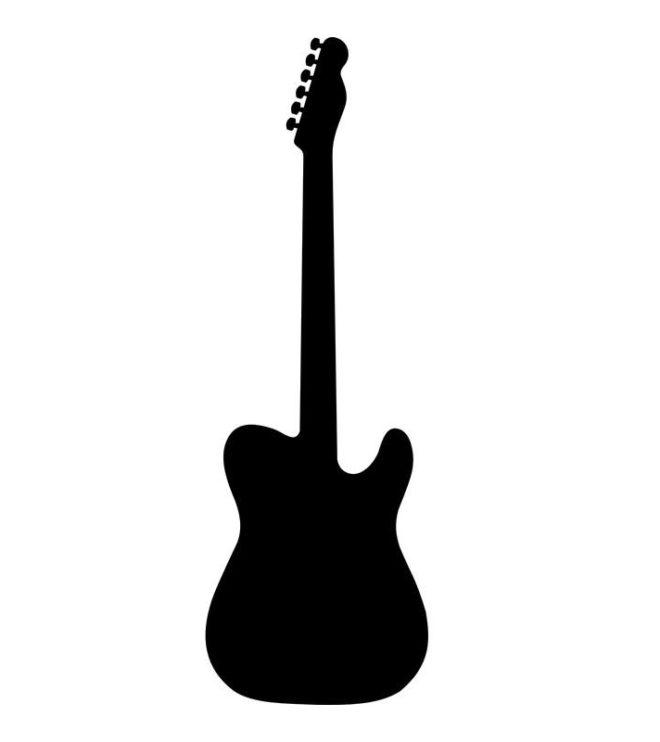 Produktbild: Luftgitarre Modell »Telecaster«